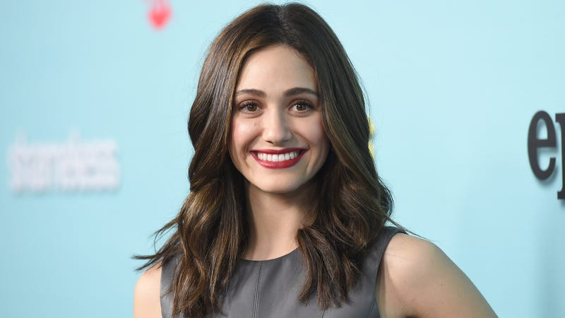 Illustration for article titled Emmy Rossum Is the Only Person Who Loves Snowstorms