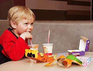 Illustration for article titled McDonald's Birthday Party To Be Happiest Time In Child's Life
