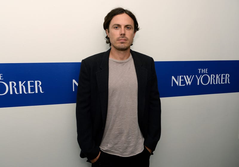 Actor Casey Affleck in 2014Dimitrios Kambouris/Getty Images