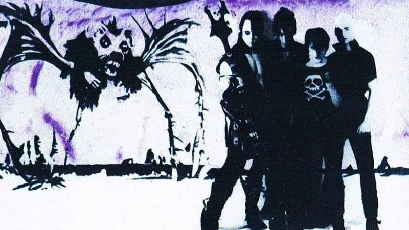Illustration for article titled The Misfits are reuniting for Riot Fest, ending 30 years of undead rancor