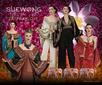 Illustration for article titled Eat, Pray, Love Fashion Line: We'd Rather Wear Javier Bardem