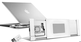 Illustration for article titled Moshi Zefyr: A MacBook Heatsink On Your Lap
