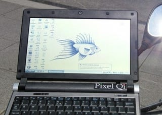 Illustration for article titled Pixel Qi Magic Screens Coming in Multitouch Tablets in 2010