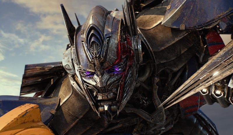 Illustration for article titled He visto Transformers: El último caballero, yes una basura sin ningún tipo de sentido