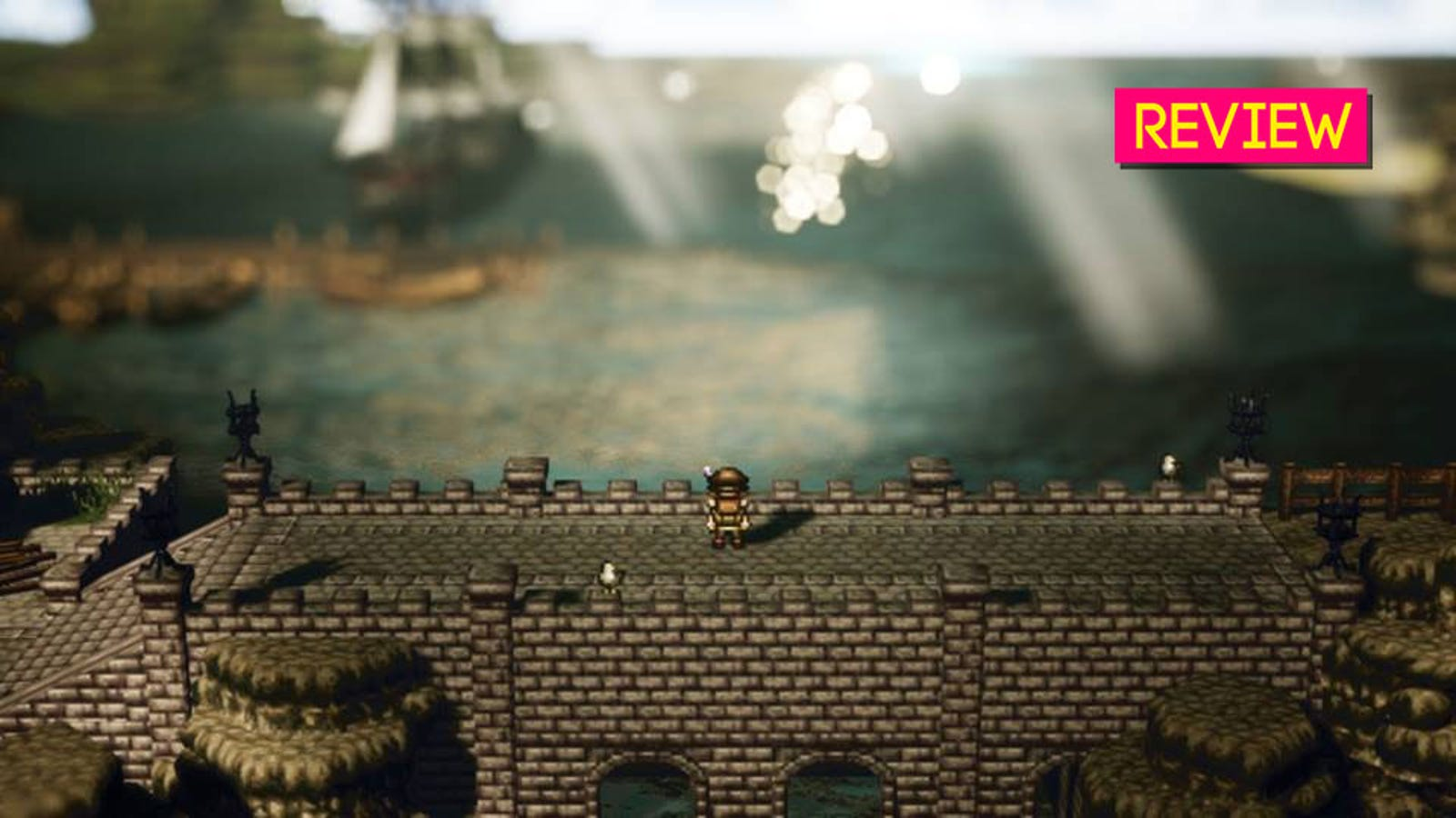 Octopath Traveler: The Kotaku Review