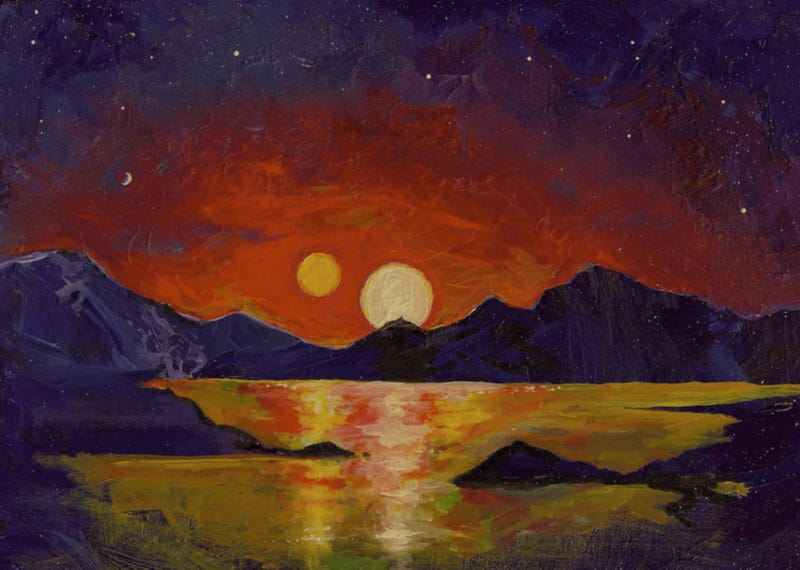 Illustration for article titled Tatooine-Like Planets May Be More Common Than We Thought