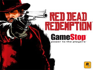 Illustration for article titled GameStop's One-Hour Red Dead Redemption Sale Falls Flat