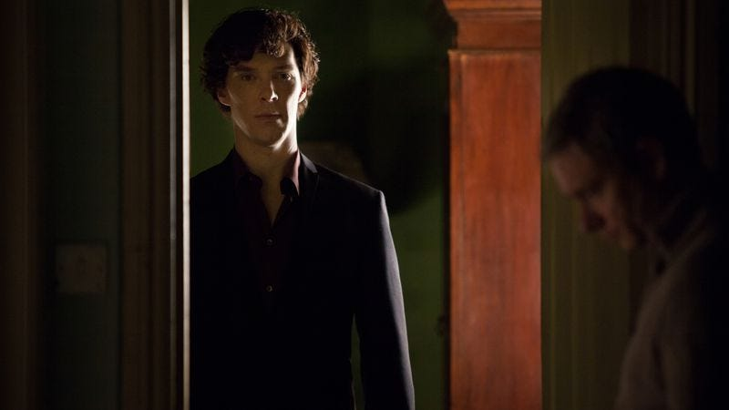 Illustration for article titled As foretold in ancient texts, Sherlock rises again