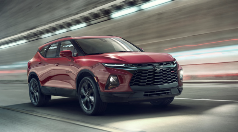 Illustration for article titled The Chevrolet Blazer Is Back As A Crossover
