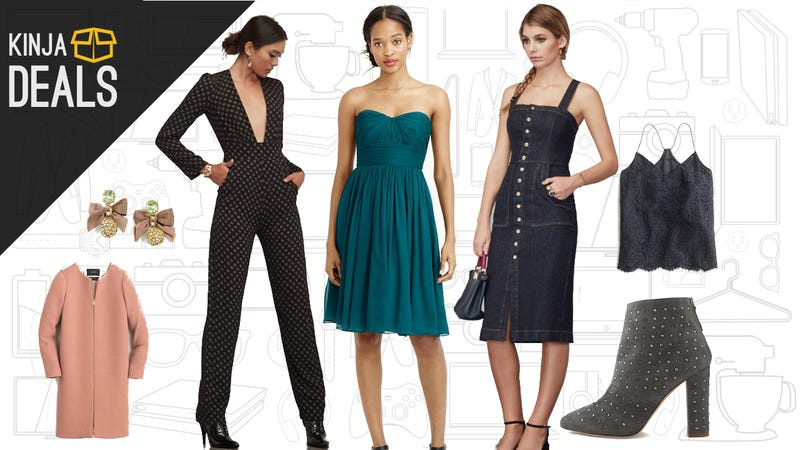 Illustration for article titled Today's Best Apparel Deals: Reformation, J. Crew, All Saints