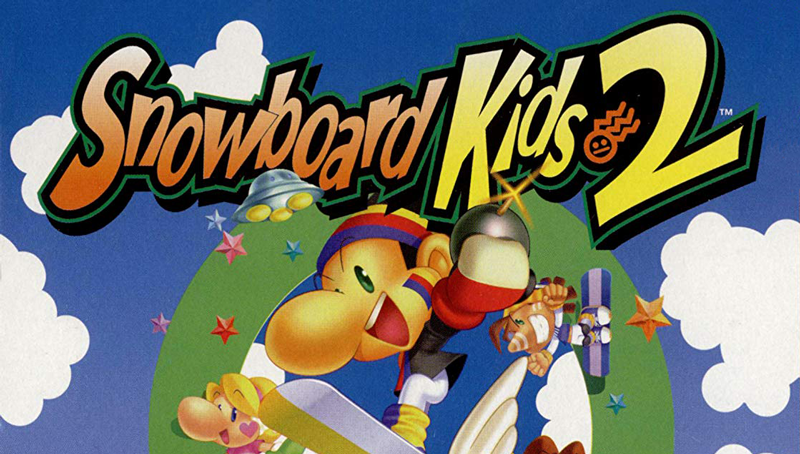 20 Years Later Snowboard Kids 2 Remains A Hidden Gem