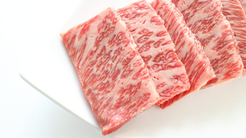 Illustration for article titled Gold medalist of Japan's Wagyu beef Olympics to arrive in U.S.