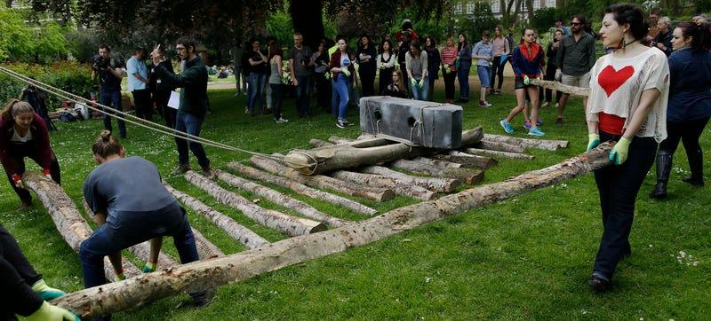 Así es como los antiguos pobladores de Inglaterra movieron las enormes piedras de Stonehenge