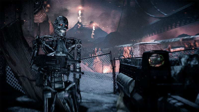 Illustration for article titled The Best Terminator Game May Be Fan Made