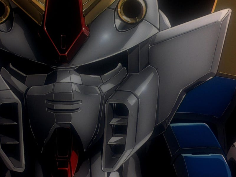 Illustration for article titled Gundam Wing Blu-Ray and DVD Confirmed