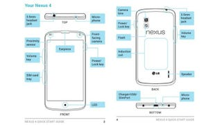 Illustration for article titled Leaked Nexus 4 Manual Reveals Wireless Charging