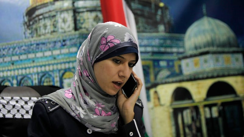 Illustration for article titled Hamas Pleasantly Surprises Everyone by Hiring a Young Spokeswoman