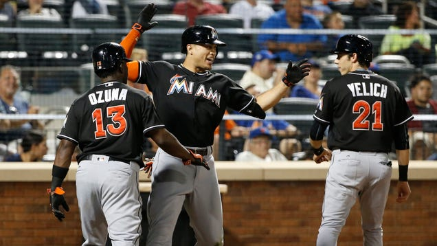 Marlins Continue Begging Other Teams To Rob Their Clubhouse