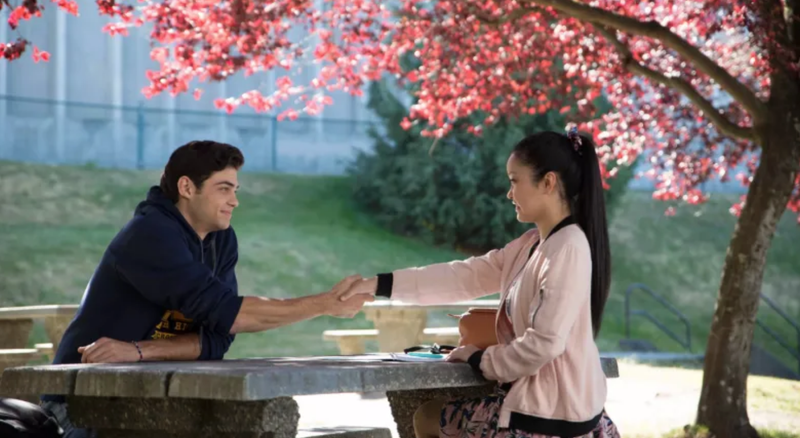 Illustration for article titled Netflix Makes the To All the Boys I've Loved Before Sequel Official
