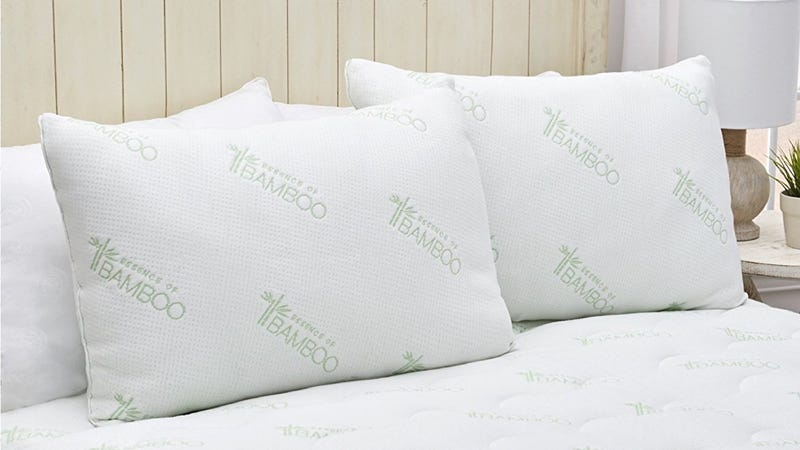 Essence of Bamboo Pillow Sale