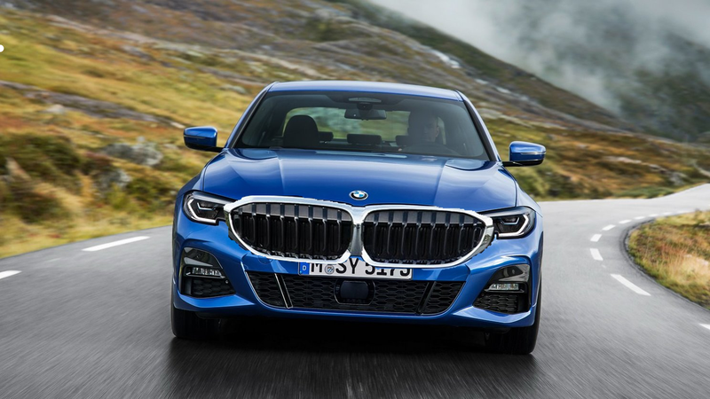Illustration for article titled 2025 BMW 3-Series Revealed!