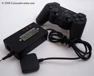 Illustration for article titled Midiator Kit Converts a PS2 Controller Into a MIDI Controller