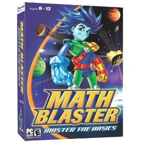 Illustration for article titled Math Blaster Brings Edutainment to this Generation... Finally