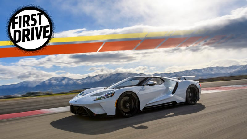 The 2017 Ford Gt Makes Most Supercars Look Soft