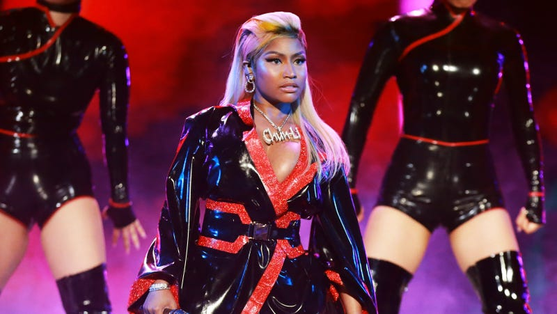 Illustration for article titled Nicki Minaj Adds Cursed Collaboration With 6ix9ine to Queen Album