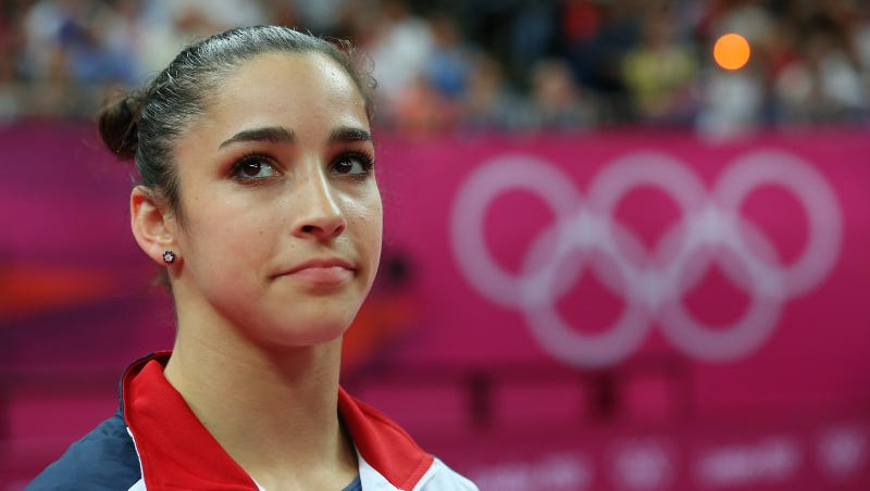 Illustration for article titled Aly Raisman Keeps the Fire Burning by Suing the United States Olympic Committee and USA Gymnastics