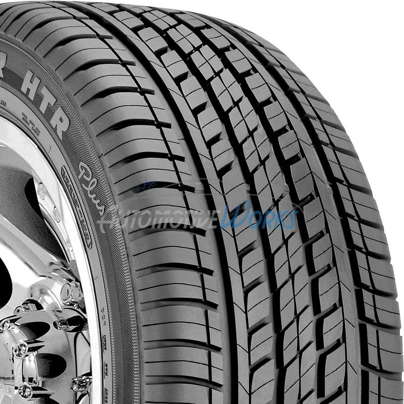 Illustration for article titled Got used tires installed today.