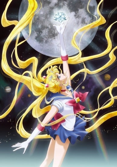 Illustration for article titled Sailor Moon Crystal announced!!