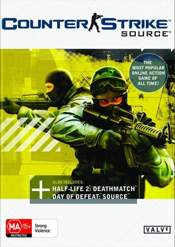 Illustration for article titled Counter-Strike Source Hits Mac Next Week