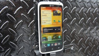 Illustration for article titled HTC One X and Evo 4G LTE Finally Clear Customs