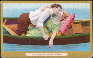 Illustration for article titled BOAT SEX AT THE COTTAGE OHHH YAAA