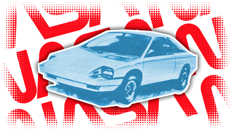 Illustration for article titled NASA's Forgotten Electric Car From 1979 Is Utterly Fascinating