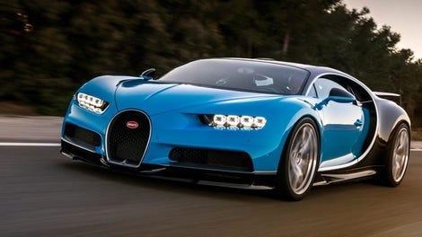 Asi Se Fabrica El Bugatti Chiron El Nuevo Coche Mas Potente Del Mundo