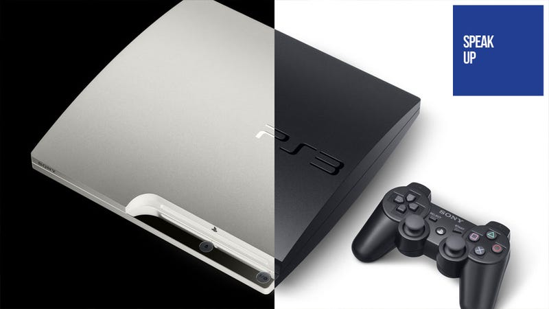 Illustration for article titled Talk This Guy Into (Or Out Of) Buying a PlayStation 3