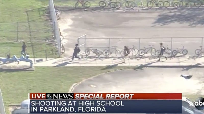upjao7anpi8l5jvjhbbg - A Minimum Of One Dead, Dozens Injured In Florida High School Shooting (DEVELOPING)