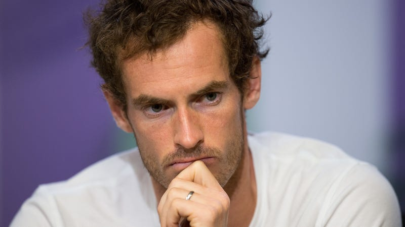 Andy Murray Continues To Speak Up About Gender Equality In Tennis