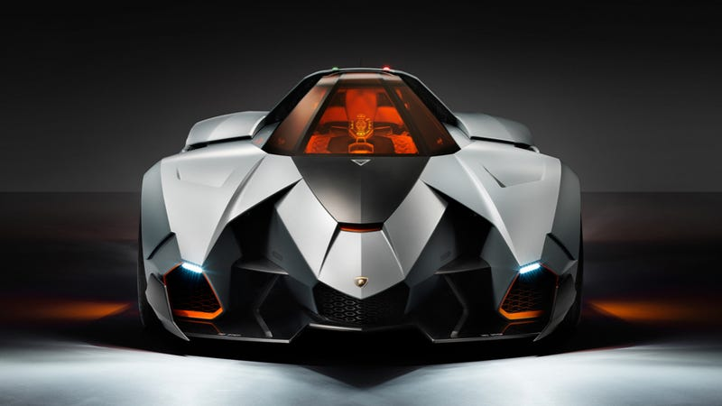 Illustration for article titled In Defense Of The Batshit Insane Lamborghini Egoista