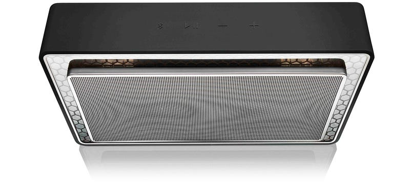 Illustration for article titled Bowers & Wilkins' First Bluetooth Speaker Is a Stunner