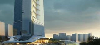Illustration for article titled Comienza la construcción del nuevo edificio más alto del mundo