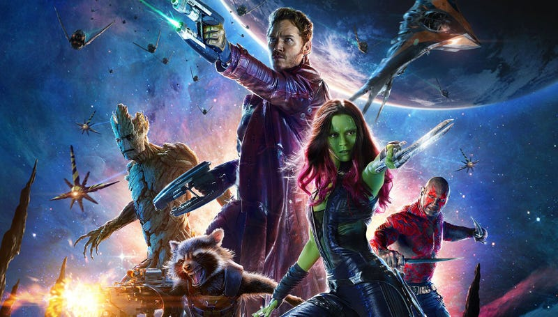 Illustration for article titled El director de Guardianes de la Galaxia da pistas sobre la 2ª entrega