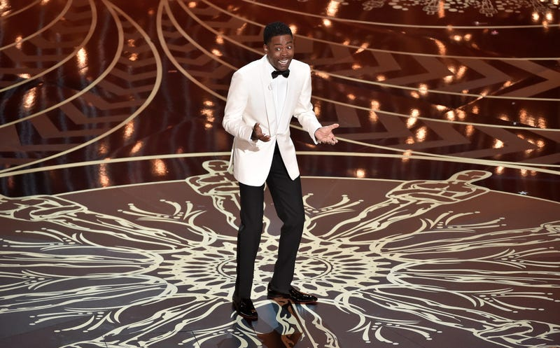 Illustration for article titled Chris Rock Opens the Oscars By Proclaiming That 'Hollywood Is Sorority Racist'