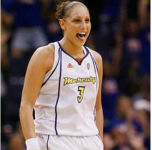 Illustration for article titled Diana Taurasi Was Really, Really Drunk