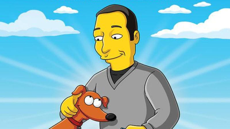 Illustration for article titled Sam Simon's memorabilia—including some Simpsons stuff—is up for auction