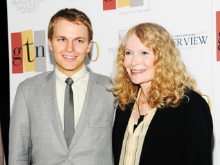 Illustration for article titled Ronan Farrow Remains My Favorite Celebrity Offspring