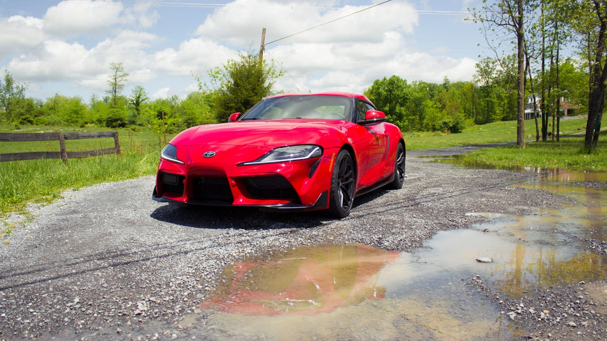 The 2020 Toyota Supra Is Not What We Expected but It Is Very Good