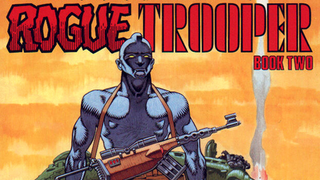 The Rogue Trooper himself.